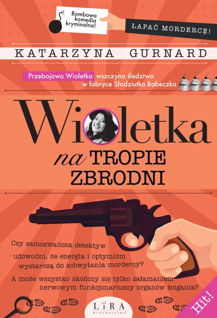 Wioletka na tropie zbrodni